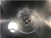 2012 Polar 1000 Cube Pneumatic.....Trailer was last hauling salt product......